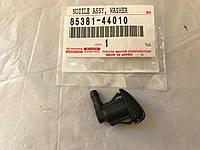 Форсунка омивача лобового скла 85381-44010. TOYOTA