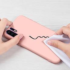 Силиконовый чехол SLIM на iPhone 11 Pro  Mint, фото 3