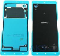 Задняя крышка корпуса Sony E2303 Xperia M4 Aqua / E2333 Xperia M4 Aqua Dual Original Black