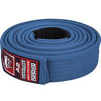 Пояс для кимоно Venum BJJ Belt - Blue (EU-VENUM-0117)
