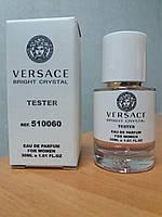 Женский парфюм Versace Bright Crystal (версаче брайт кристалл) тестер 30 ml ОАЭ (реплика)