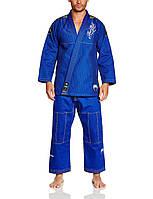 Кимоно для джиу-джитсу Venum BJJ GI Competitor – Blue (EU-VENUM-0789)