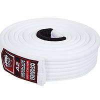 Пояс для кимоно Venum BJJ Belt - White (EU-VENUM-0116)