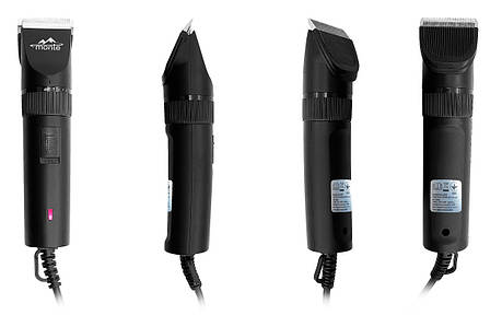 Машинка для стрижки волос с насадками Monte MT-5050 3-12 мм 25 Вт, фото 2