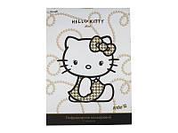 Гофрокартон цветн. (10л/10цвет.) A4 Hello Kitty D /1/100//