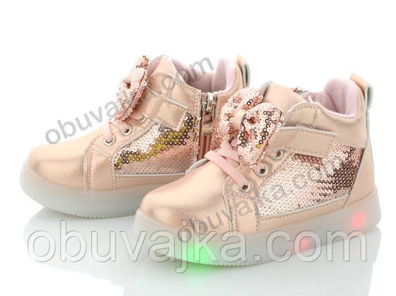 Демисезонная обувь Ботиночки для девочек от фирмы BBT(26-31), фото 2