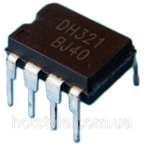 Чип FSDH321 DH321 DIP8, ШИМ-контроллер