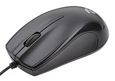 Мышка 2E MF102 USB 1000 dpi Черный (2E-MF102UB), фото 3