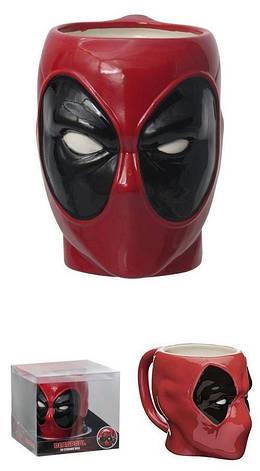 Керамическая чашка NZY Дэдпул (127169), фото 2
