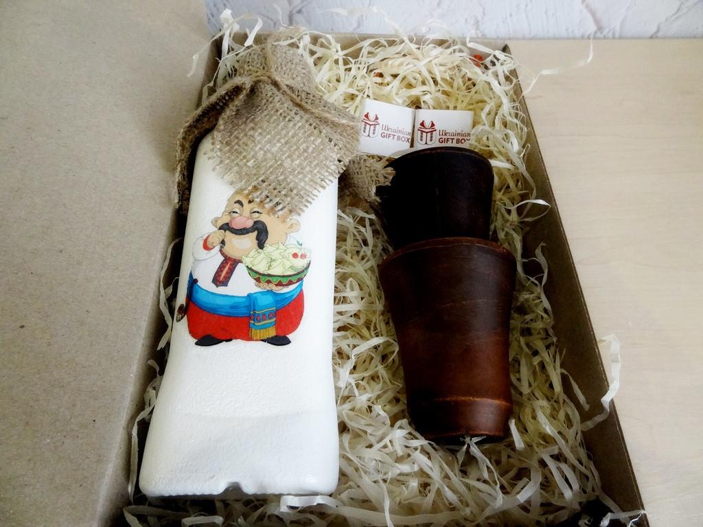 Подарок - комплимент Национальный от UkrainianBox
