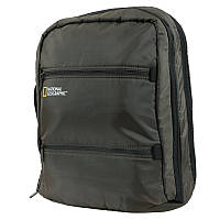 Городской рюкзак National Geographic Transform Хаки 21 л с отд. ноут. и планш+RFID (N13211;11)