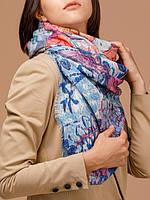 Палантин жіночий італійський в 4 кольорах FA34-0658