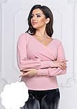 Модная женская нарядная кофточка,размеры:42-44,46-48,50-52., фото 7