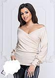 Модная женская нарядная кофточка,размеры:42-44,46-48,50-52., фото 8