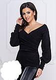 Модная женская нарядная кофточка,размеры:42-44,46-48,50-52., фото 9