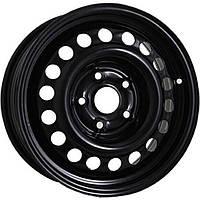 Стальные диски Steel Renault R15 W6 PCD4x100 ET40 DIA60.1 (black)
