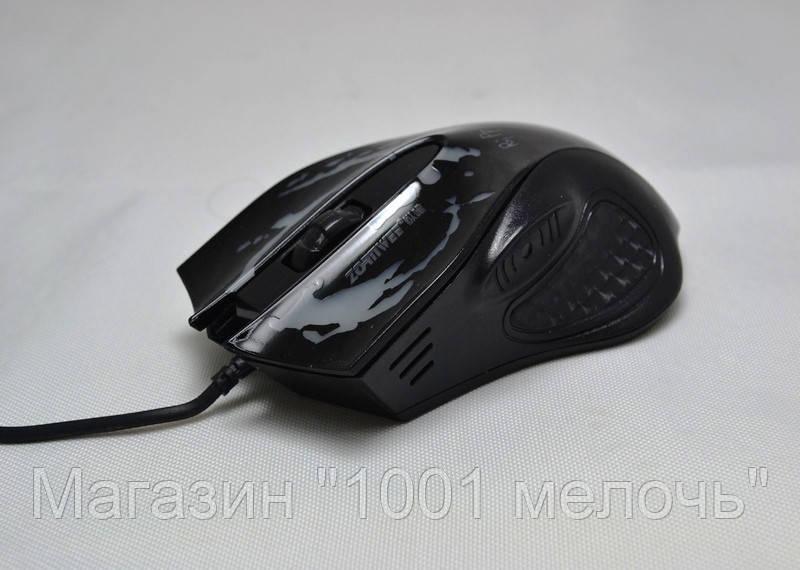 Мышь компьютерная проводная XG66 с подсветкой USB