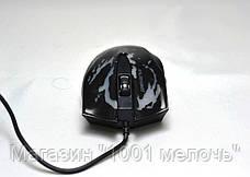 Мышь компьютерная проводная XG66 с подсветкой USB, фото 2