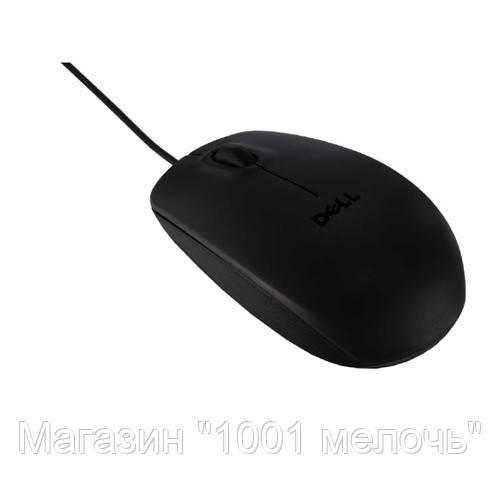 Мышка компьютерная проводная DELL 111 USB