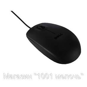 Мышка компьютерная проводная DELL 111 USB, фото 2