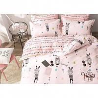 350 Подростковый комплект постельного белья Сатин Viluta