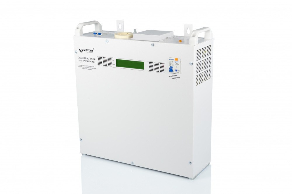 Однофазный стабилизатор напряжения VOLTER СНПТО 22 пттм (22кВт)