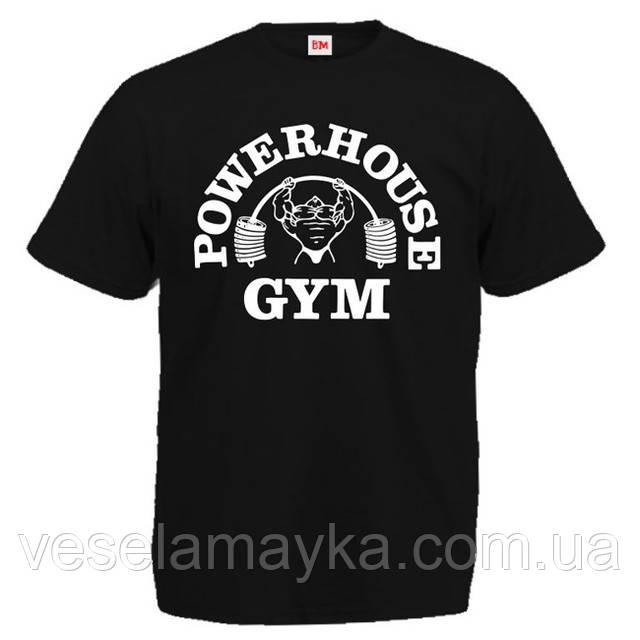 "Футболка ""Powerhouse Gym"""