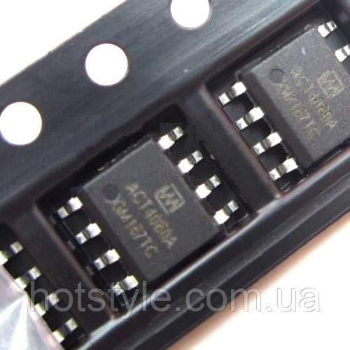 Чип ACT4060A SOP8, DC-DC преобразователь напряжения понижающий