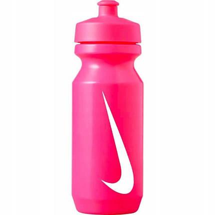 Бутылка для воды Nike Big Mouth Water Bottle N004290122 650 мл Розовый (887791197788), фото 2