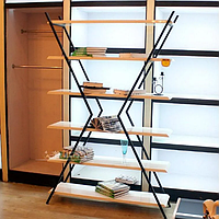 Стеллаж для хранения в стиле Loft ST-430