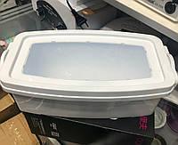 Лоток пластиковий контейнер ємність лоток для замочування інструментів, фото 1