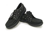 Туфли мужские из нубука / Men's shoes nubuck