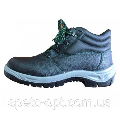 Ботинки рабочие с металлическим носком BRR