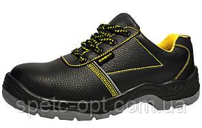 Туфли рабочие с метподноском, МБC (Cemto)