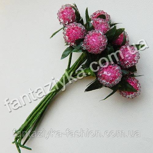 Ежевика декоративная малиновая, в пучке 10 штук