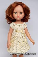 """Сукня """"Золотий берізка"""" з паєтками для ляльок Паола Рейну"""