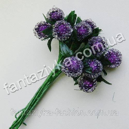 Ежевика декоративная фиолетовая, в пучке 10 штук
