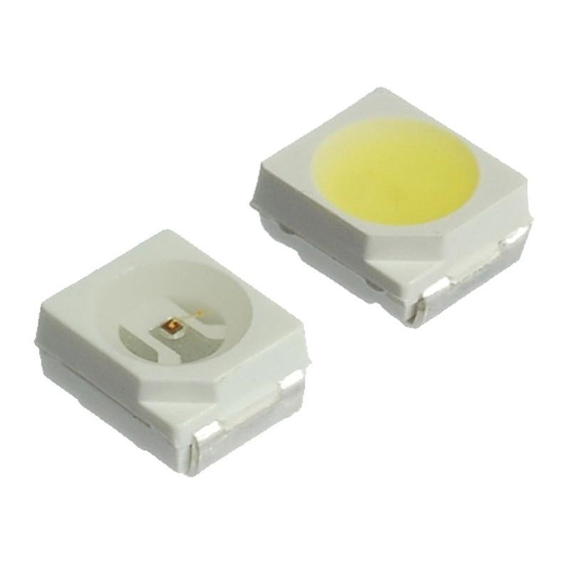 LED квадратные диоды!1000 штук!
