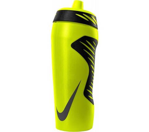 Бутылка для воды Nike Hyperfuel Bottle N000317775318 500 мл Салатовый (887791345288), фото 2