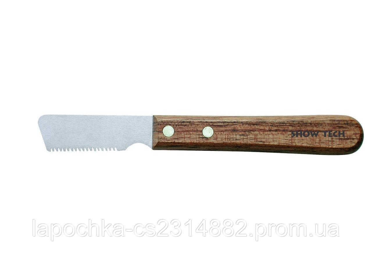 Нож Show Tech 3240 тримминговочный, 18 зубцов