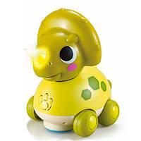 Каталка Hola Toys Трицератопс (6110B)