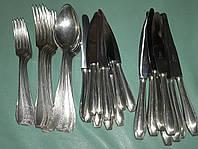 Набор столовых приборов 51-н предмет Ложки,вилки,ножи Rostfrei Германия