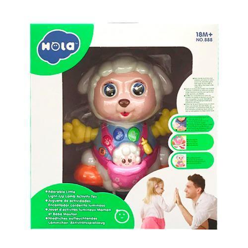 Игрушка Hola Toys Счастливая овечка (888)