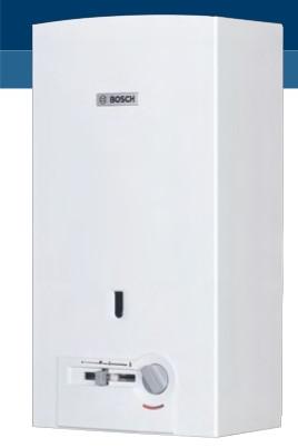 Газовый проточный водонагреватель BOSCH Therm 4000 O WR 10-2 KDI