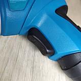 Акумуляторна викрутка з набором біт в кейсі, фото 8