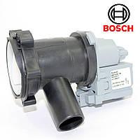 ➜ Насос сливной с корпусом фильтра для стиральных машин Bosch Siemens