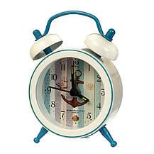 """Часы-будильник """"Морская романтика"""" (рандомный выбор дизайна), фото 2"""