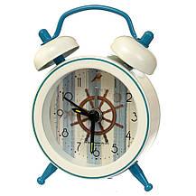 """Часы-будильник """"Морская романтика"""" (рандомный выбор дизайна), фото 3"""