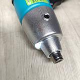 Аккумуляторная отвертка в пластиковом кейсе с набором бит, фото 9