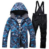 Мужские лыжные штаны и куртки